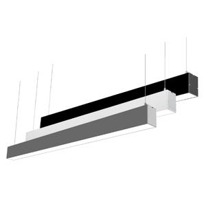 โคมไฟห้อยฟลูออเรสเซนต์ LED T8 FLUO-1P