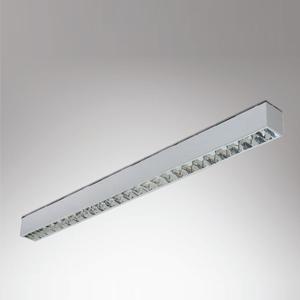 โคมตะแกรงแบบติดลอย LSLL-1S 1x18W (60cm.)