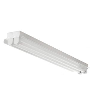 โคมโรงงาน หลอดT8 2x18W Reflector สีขาว (60cm.)