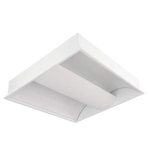 โคม Indirect light แบบฝังฝ้า CURVE-1 2×18 (60x60cm.)